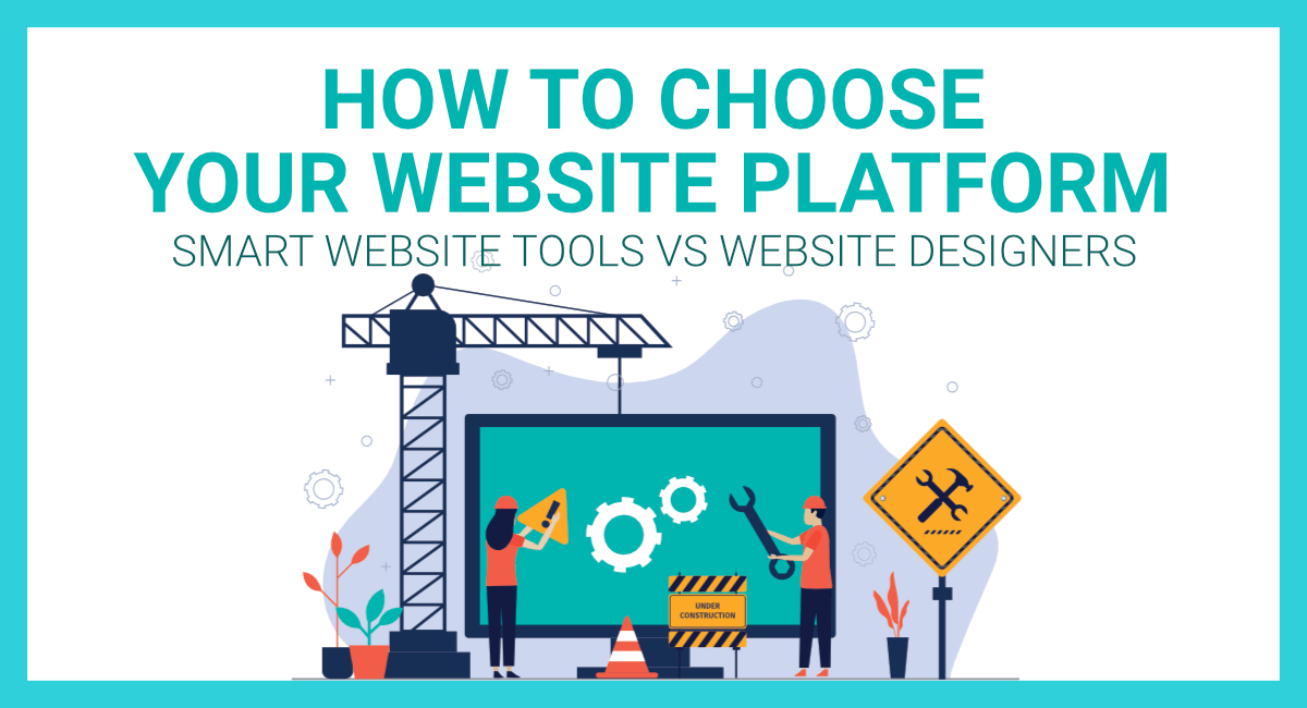 Website Builders Vs Website Designers